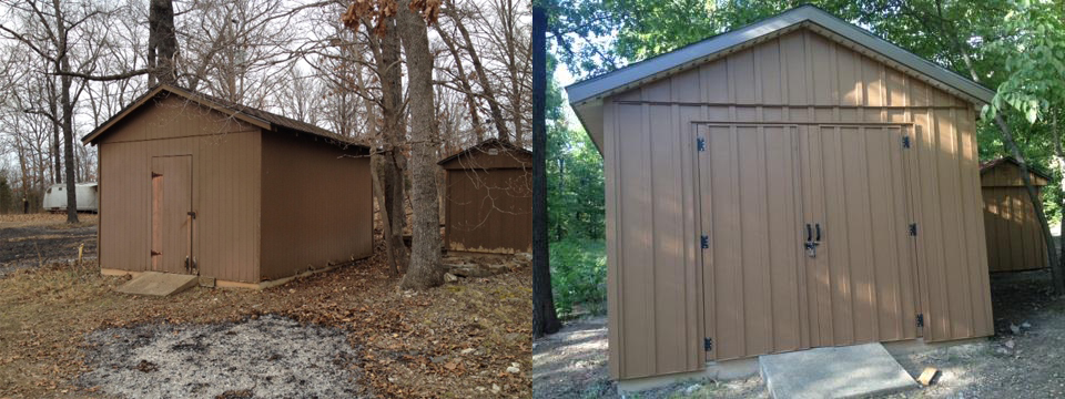 before_and_after_shed_siding_abc_seamless_springfield_mo