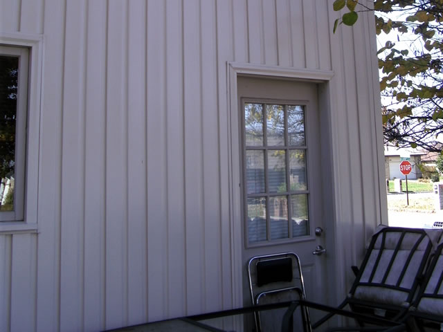 Vertical Siding Abc Seamless Siding Amp Windows Inc